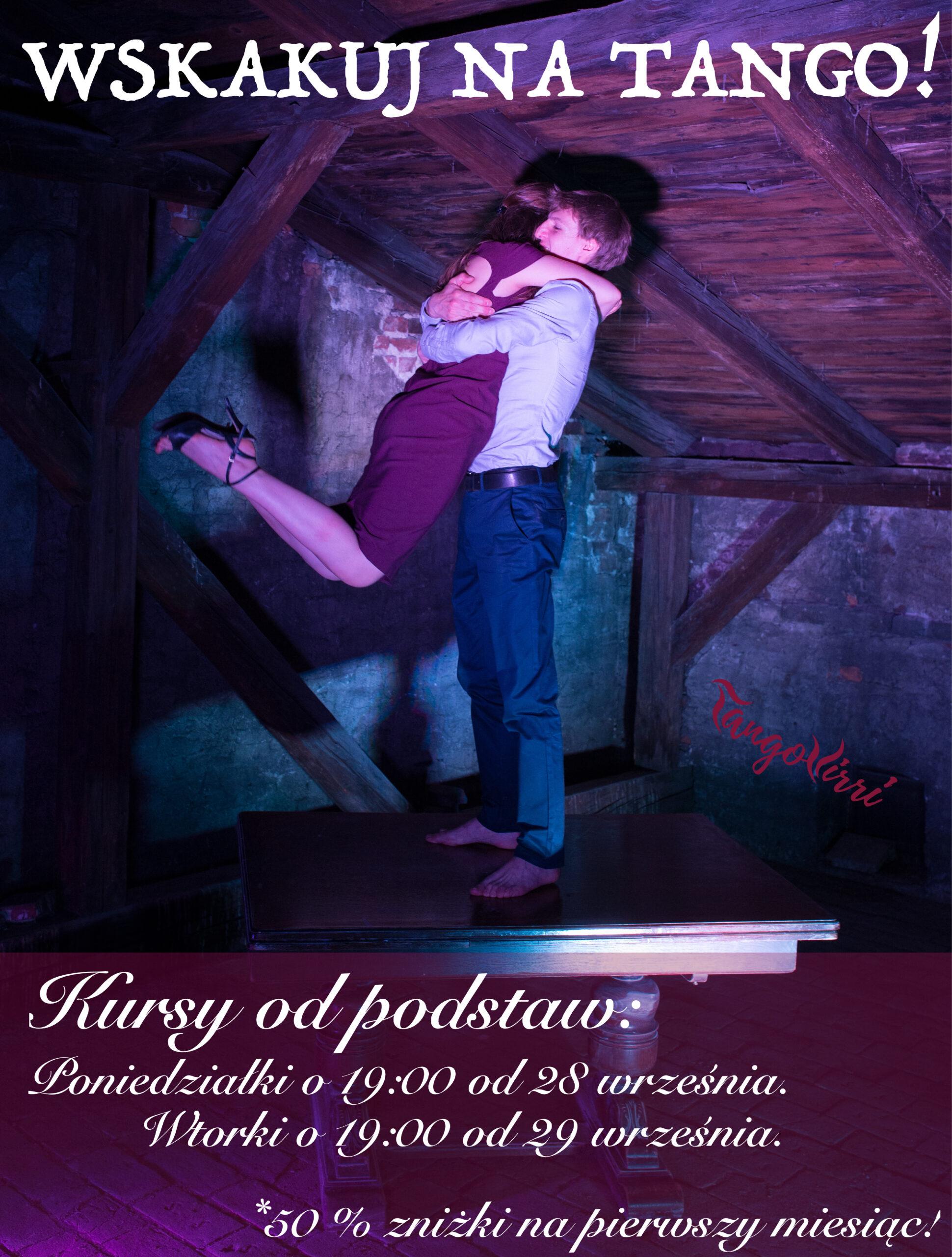 Wskakuj na tango!;)