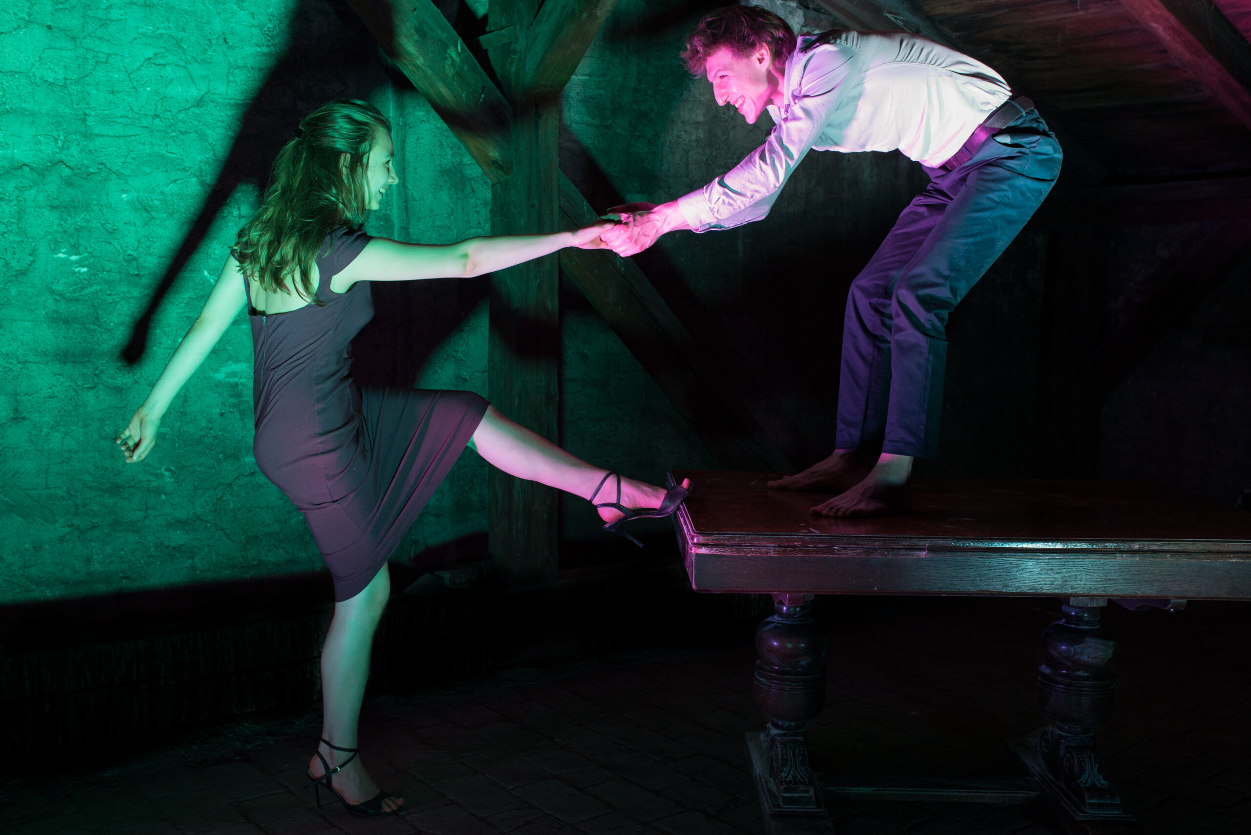 Tango from the basis in September!
